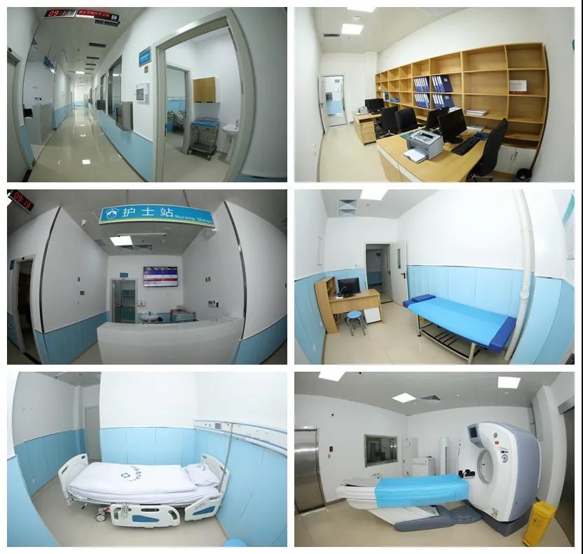 平疫结合!滨州医学院烟台附属医院(第二临床医学院)感染疾病科楼今日启用