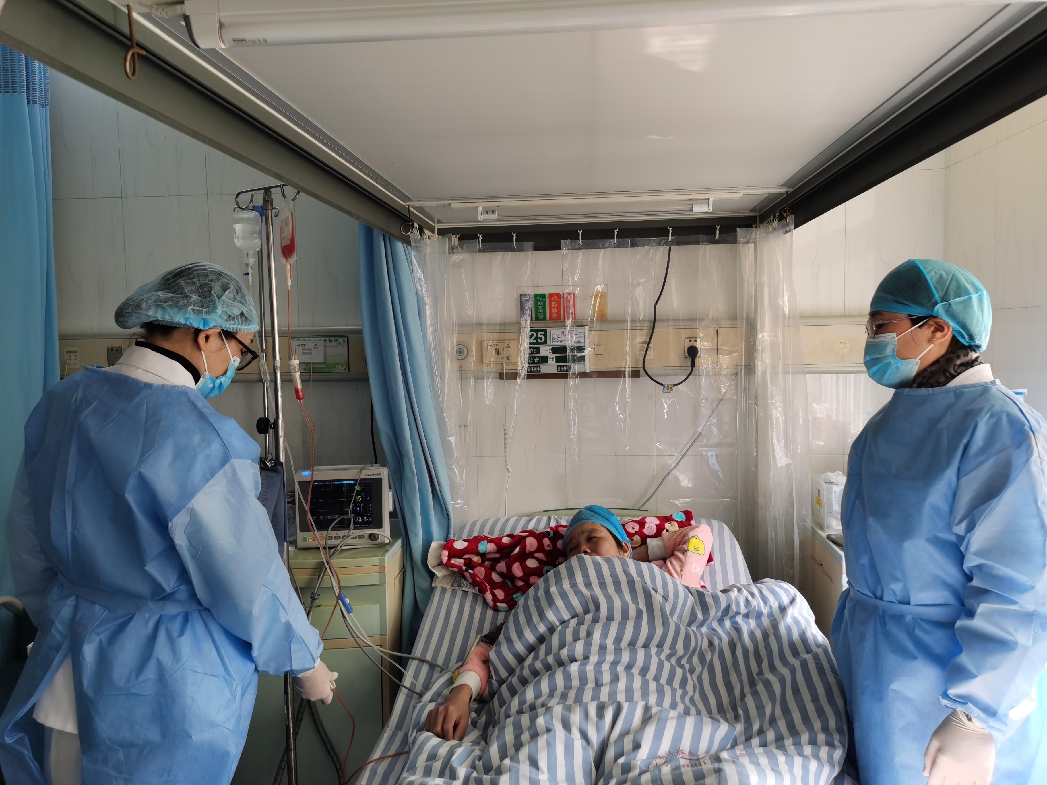 广西壮族自治区南溪山医院成功完成首例自体造血干细胞移植