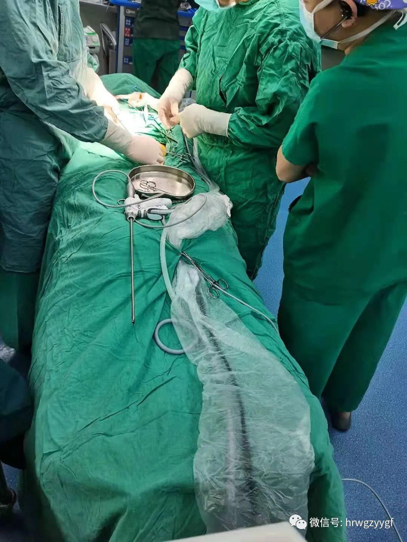 华润武钢总医院成立疝与腹壁外科,日间手术治疝气「短、平、快」