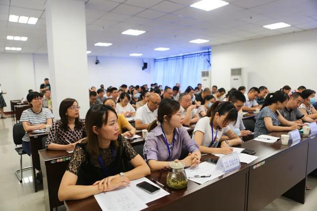 绵阳市绩效考核工作启动暨质培会在绵阳市中心医院举行