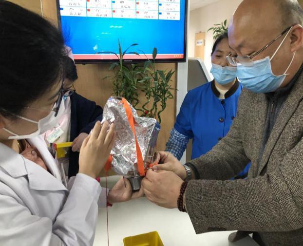 上海市第二康复医院开展过滤式消防自救呼吸器培训