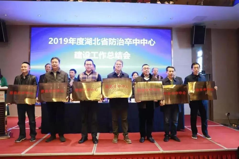 宜昌市第二人民医院顺利通过国家脑防委高级卒中中心建设评估