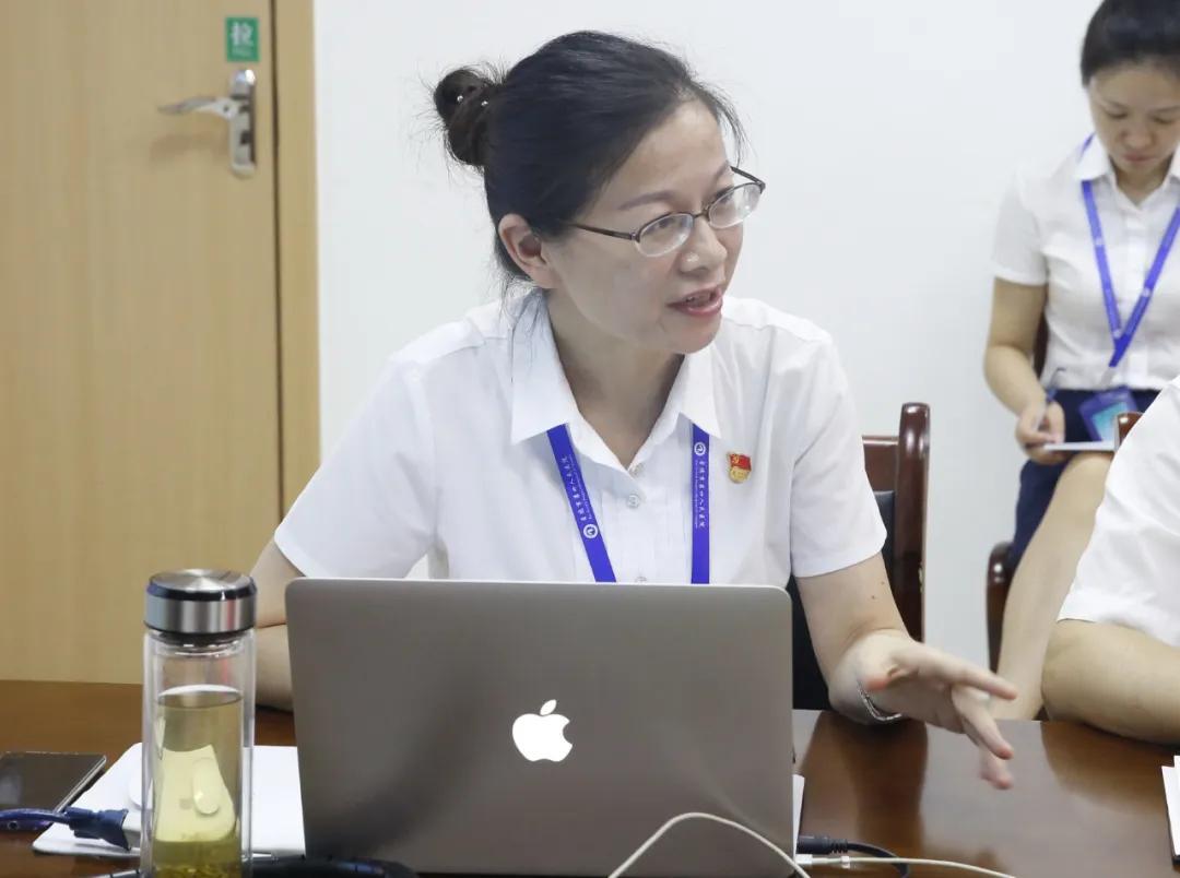 兄弟单位共交流,相互学习促提升:桃源县人民医院来院交流