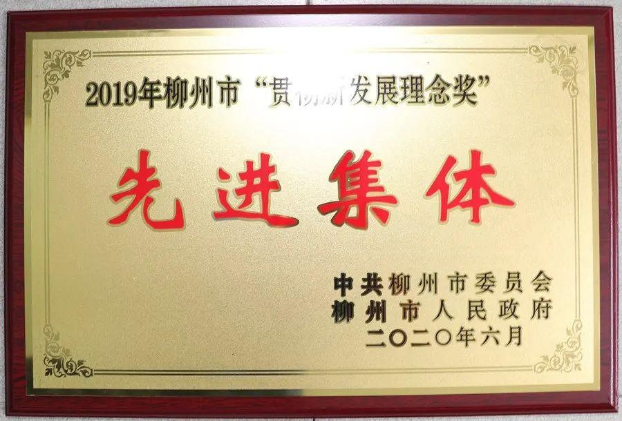 柳州市红十字会医院的「奋进 2020」