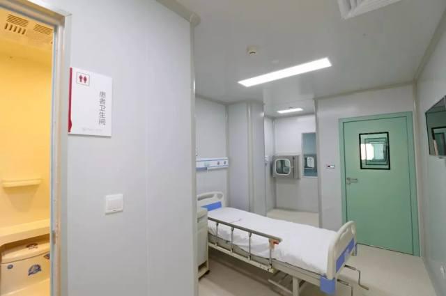 重磅!河南省人民医院专用隔离病房楼今日启用