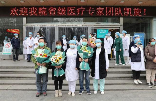 8 天奋战,这家医院专家团队帮助廊坊抗疫实现清零!