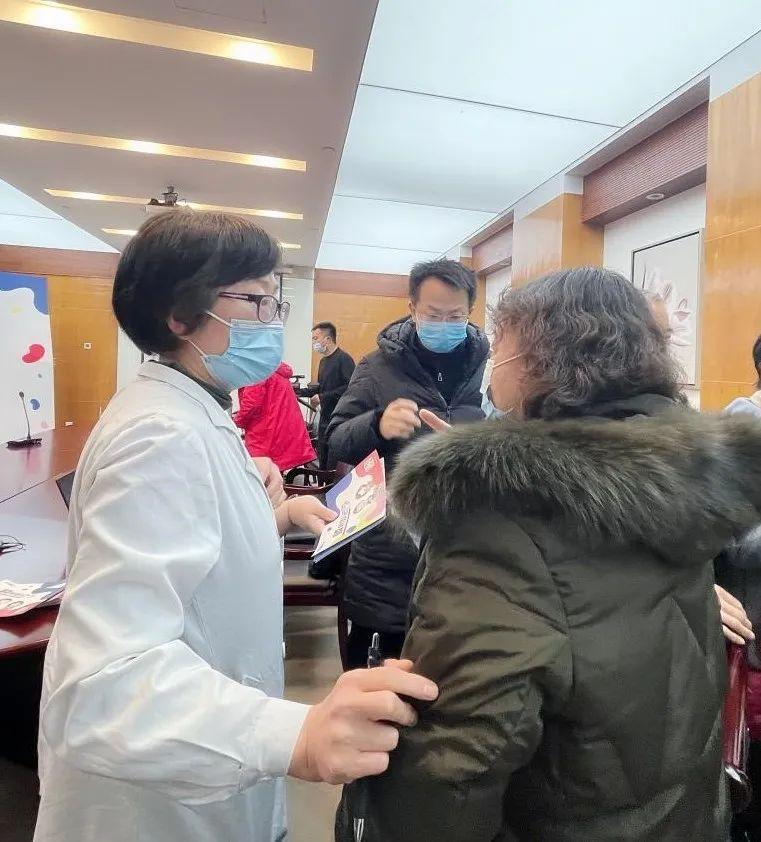 同济大学附属同济医院肾脏内科举行世界肾脏日活动