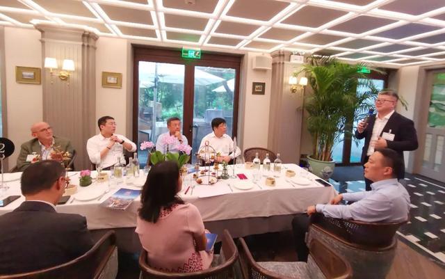 圆和携手黄浦区金融办、普华永道 PwC 联合举办头部企业沙龙