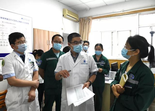 国家脑防委专家对鲁中医院进行 「高级卒中中心」现场培训指导