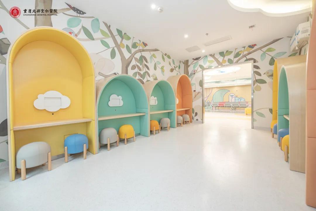 术业专攻,精细服务——重庆北部宽仁医院开设儿科专科特色门诊