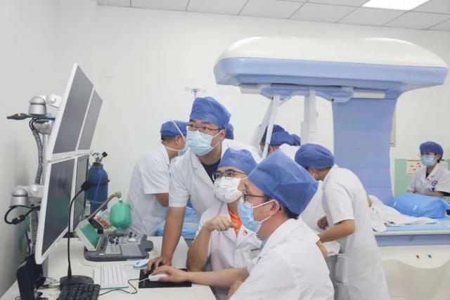 黑科技,这一次绵阳市中心医院将海扶刀对准了恶性肿瘤
