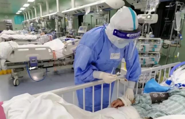 西安大兴医院:2020 那些值得记忆的面孔