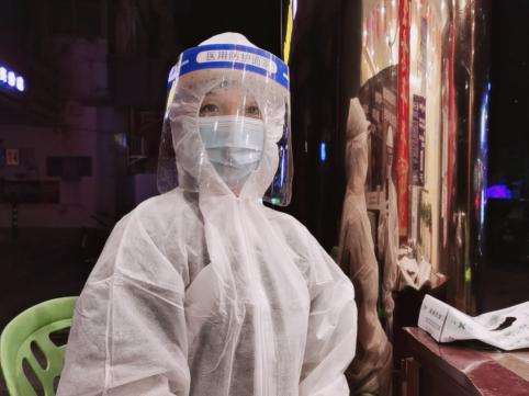 深圳市中医肛肠医院战疫日记 | 有一种感动,叫你们的守护