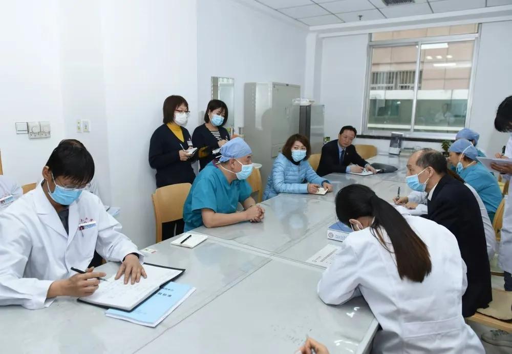 延大附院启动中国医院竞争力星级标准化管理模拟评价