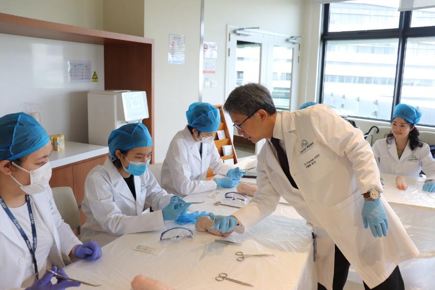 与上海国际家庭共成长 嘉会医疗首期「健康学者」项目结业