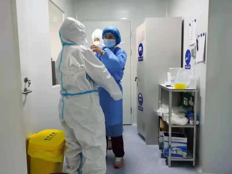检验科的战场——新型冠状病毒检测实验室里面的故事