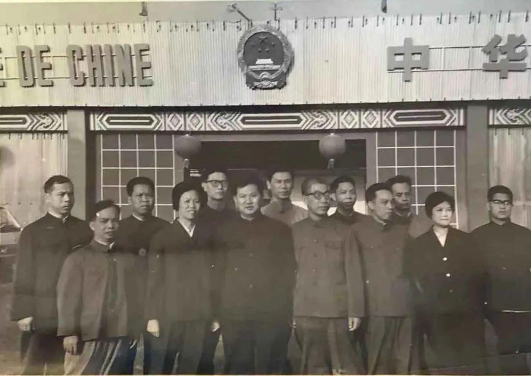广西壮族自治区江滨医院苏向东、杨明踏上援非征程