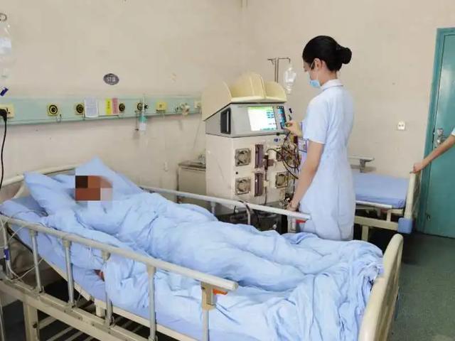 眉山市中医医院多学科协作成功开展首例人工肝治疗技术!