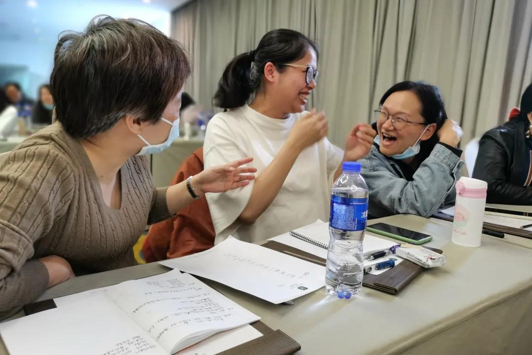 深圳市妇幼保健院阶梯式儿童行为管理学习班圆满落幕