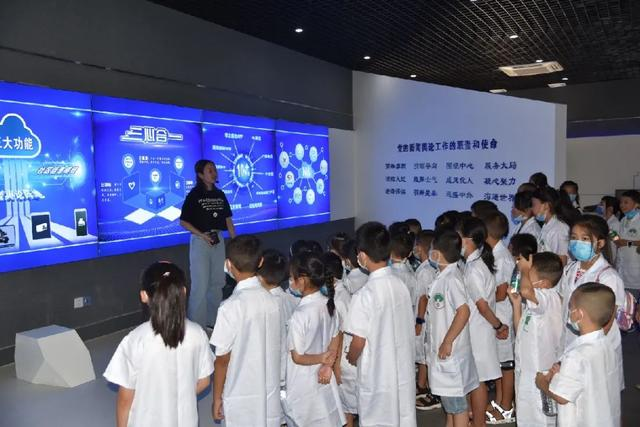 岳池县人民医院 2020 年职工子女暑期职业体验活动圆满落