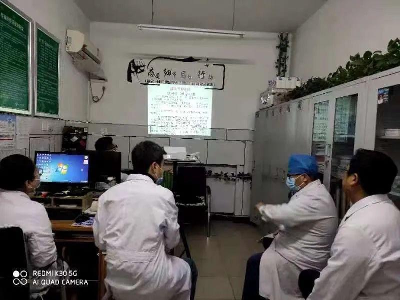 创建学习型科室,玉田县中医医院一直在路上