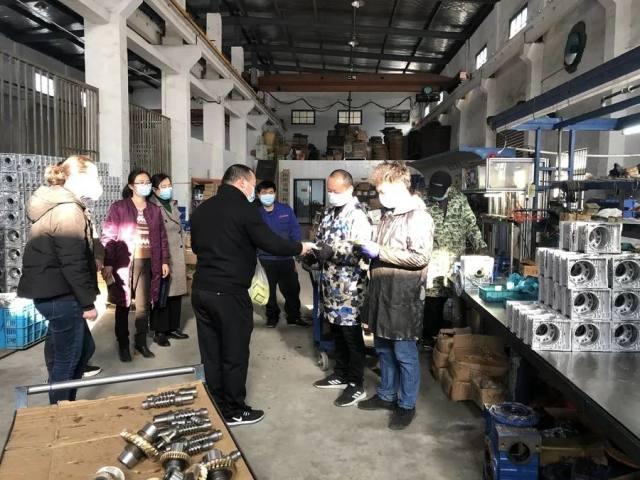 杭州市萧山区中医医院中医药为复工企业筑起「防火墙」!