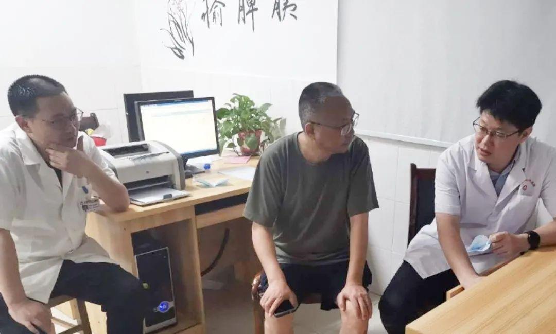常德市第四人民医院成功开展首例全 3D 腹腔镜下肝叶切除术