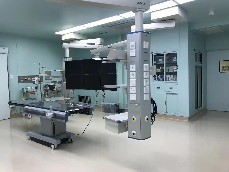 上海市第一人民医院启用华东地区首个 X Ray-Free 绿色电生理导管室