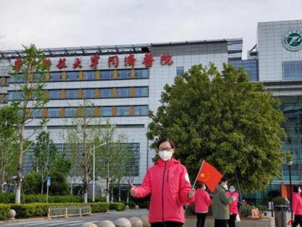 河南省直第三人民医心脏中心护士杨茗家庭荣获河南省抗疫最美家庭称号