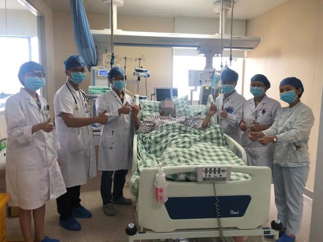与死神赛跑、多学科协作,仙葫院区心肺病科抢救急性心梗心源性休克患者