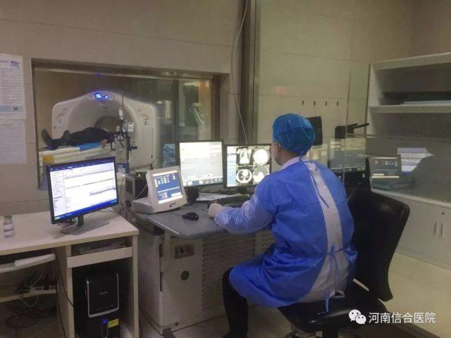 河南信合医院全体员工万众一心共抗疫情