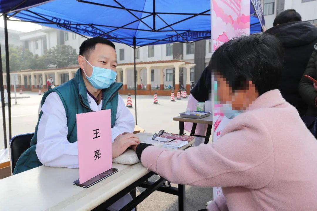 河南省妇幼保健院(郑大三附院)举办「三八」妇女节系列公益活动