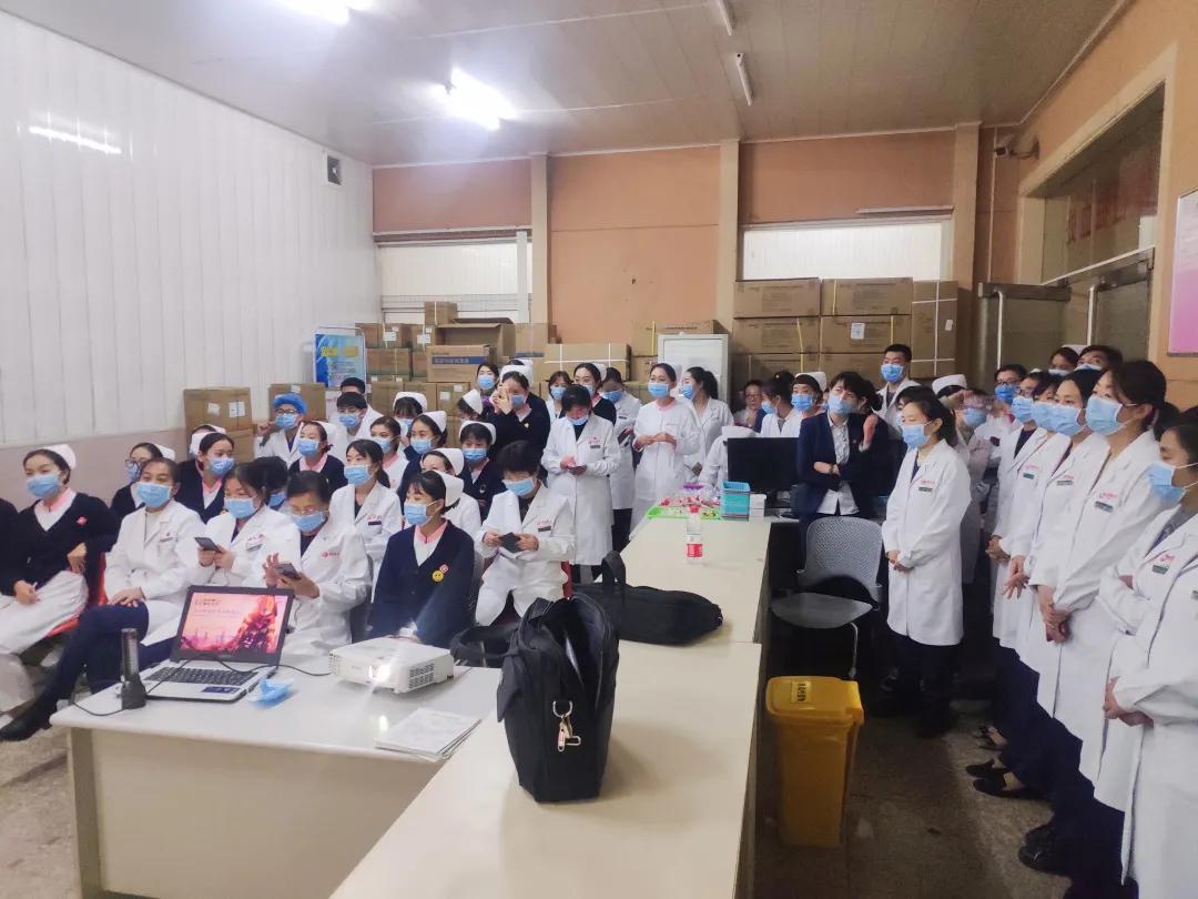 西安高新医院举办消防教育培训活动