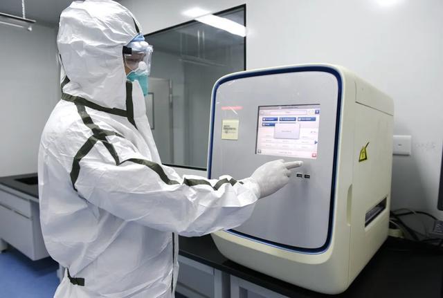 做核酸检测的实验室长什么样?一起来探个究竟吧