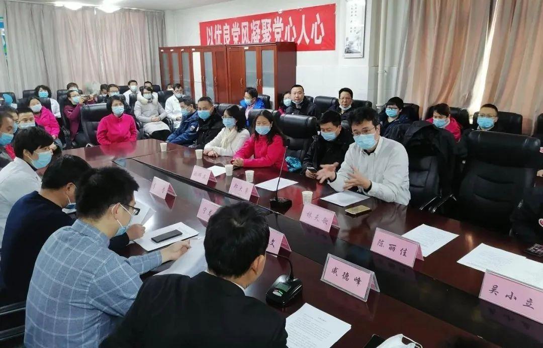 喀什地区第一人民医院广东省农村科技特派员团队赴疏附县人民医院开展项目对接、学科交流活动