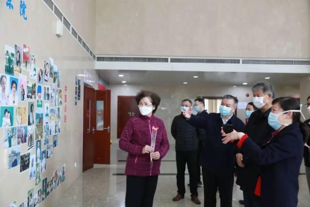 湖北省委书记应勇、省长王晓东看望慰问李兰娟院士