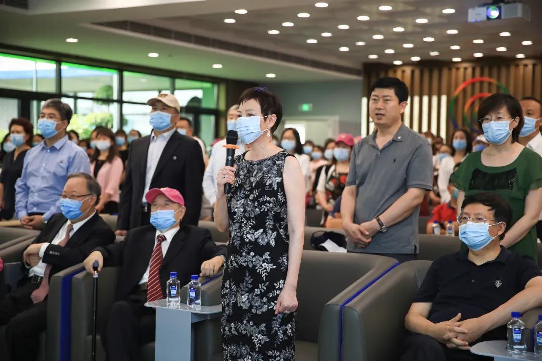 继往开来 振翅高飞——北京陆道培血液病医院开业庆典