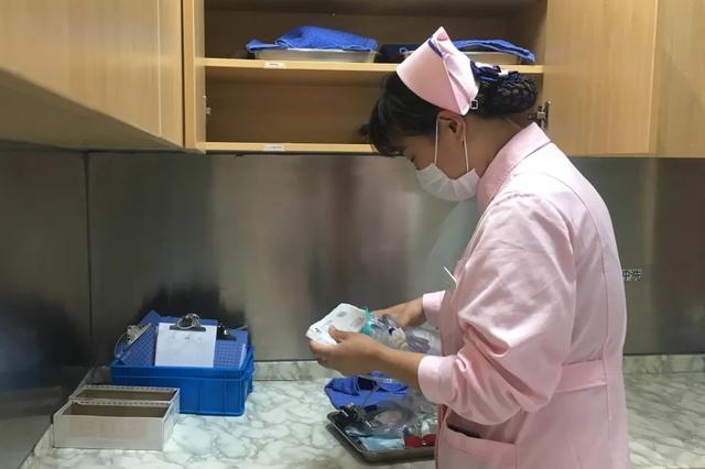 上海市第二康复医院护理部开展节前安全检查