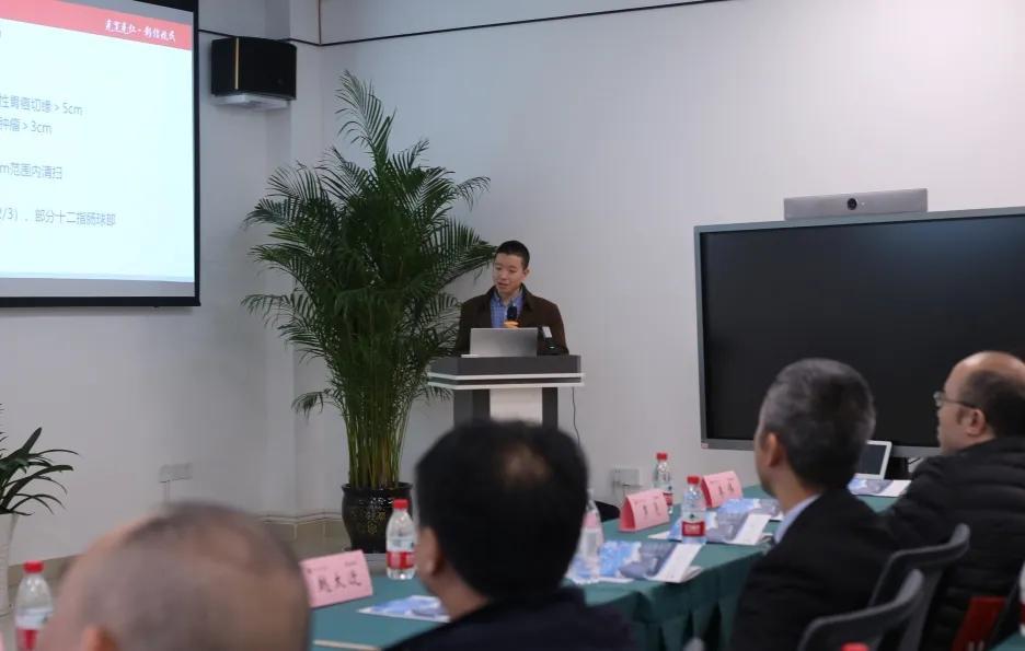 重庆北部宽仁医院普外科新进展学习班顺利开展