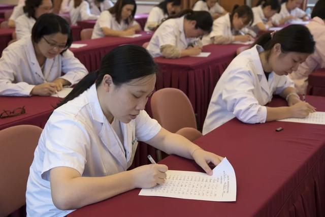 上海市第二康复医工会举办规范字水平测试