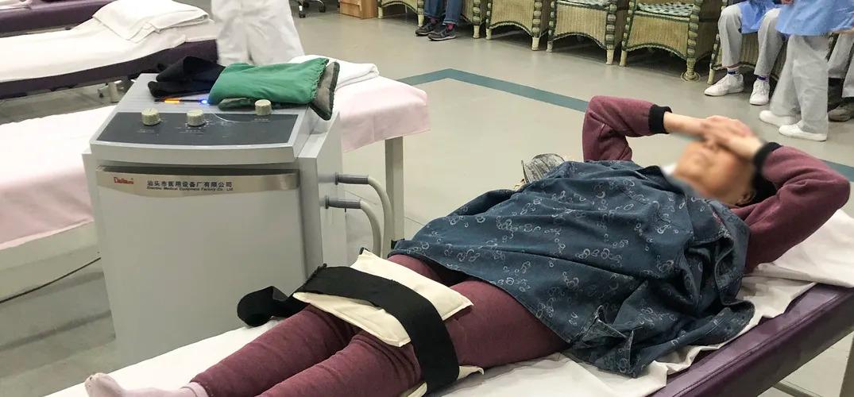 秋季腰酸背痛怎么办,西安高新医院中医康复科有话说