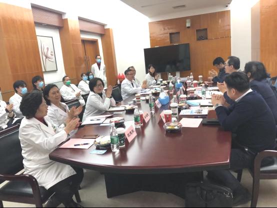 上海市同济医院药剂科顺利通过「上海市临床药学重点专科建设项目现场查验」