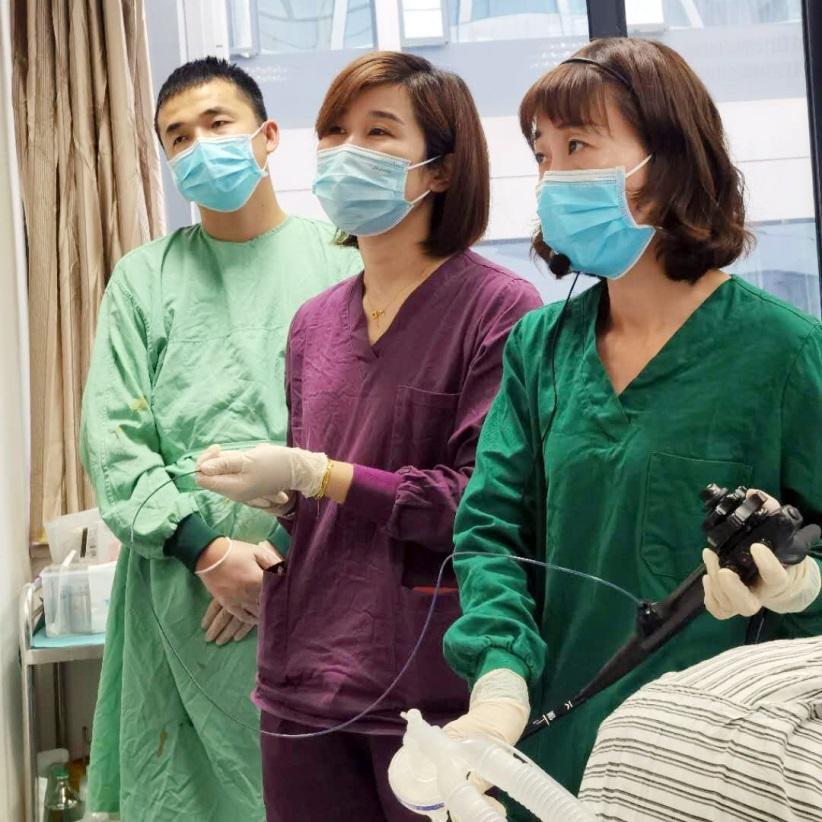 西安交大一附院东院区消化道早癌筛查工作全国性学术盛会上受表彰