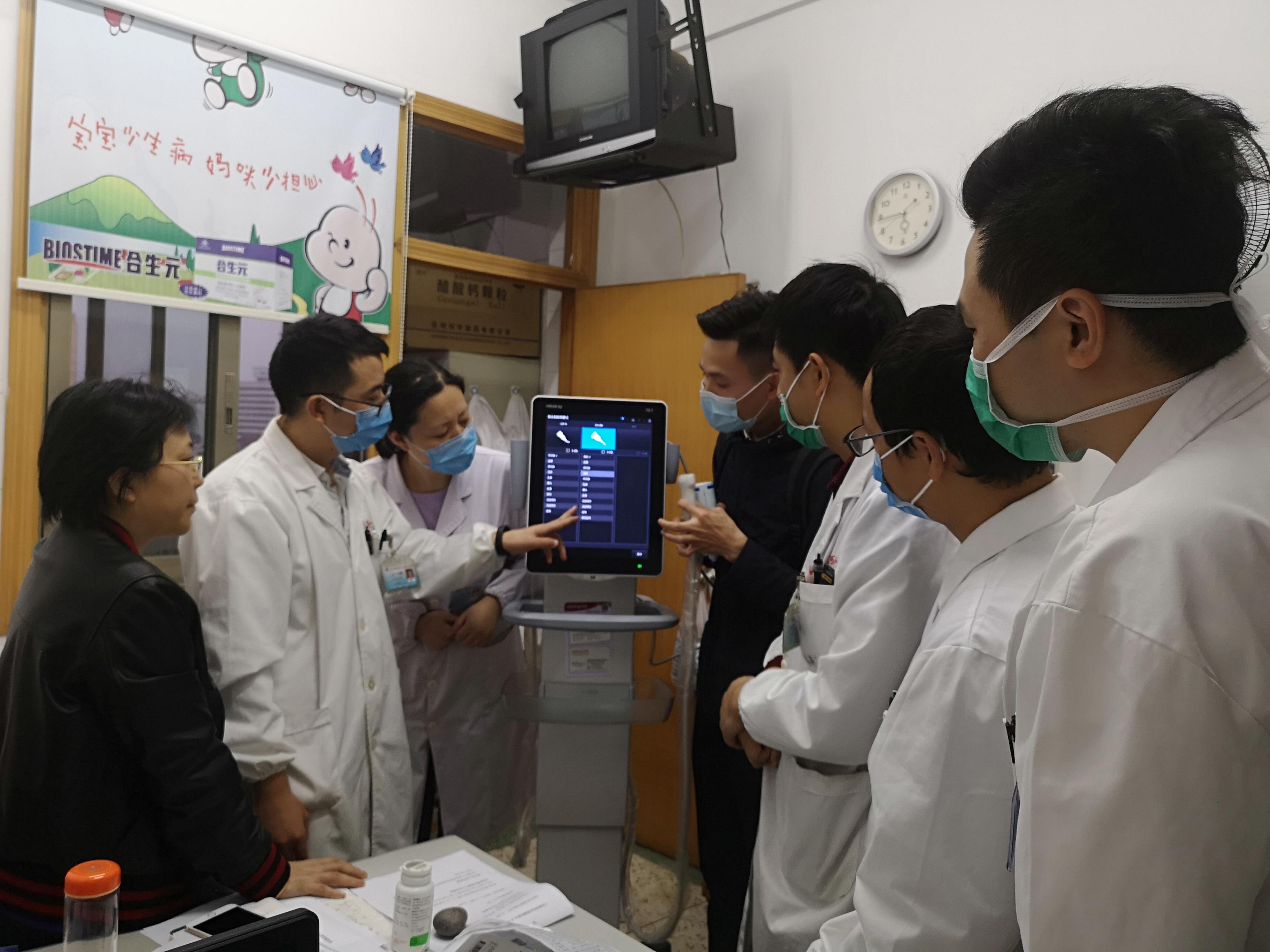 江西省儿童医院成功救治患有罕见危险性血管瘤男婴