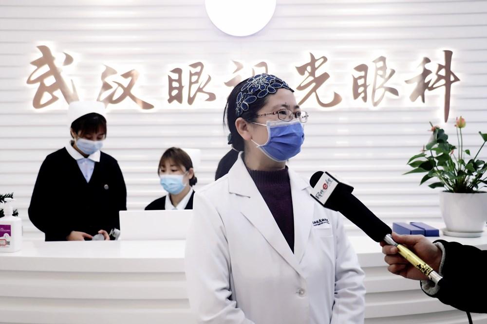 「武汉英雄故事会宣讲团」走进武汉眼视光眼科医院