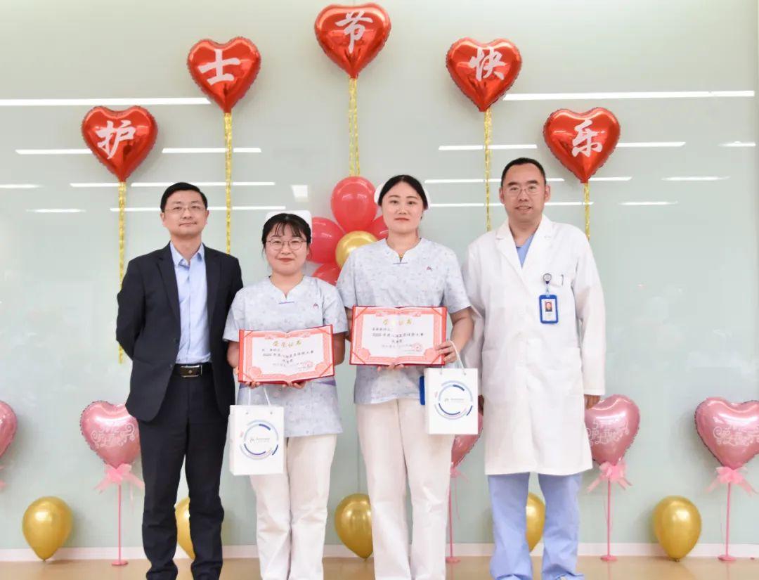 致敬白衣天使|阿特蒙迎来开院后的首个护士节