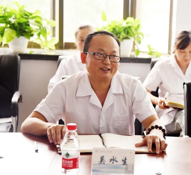 宝山区卫健委领导来上海市第二康复医院开展「双创」调研活动