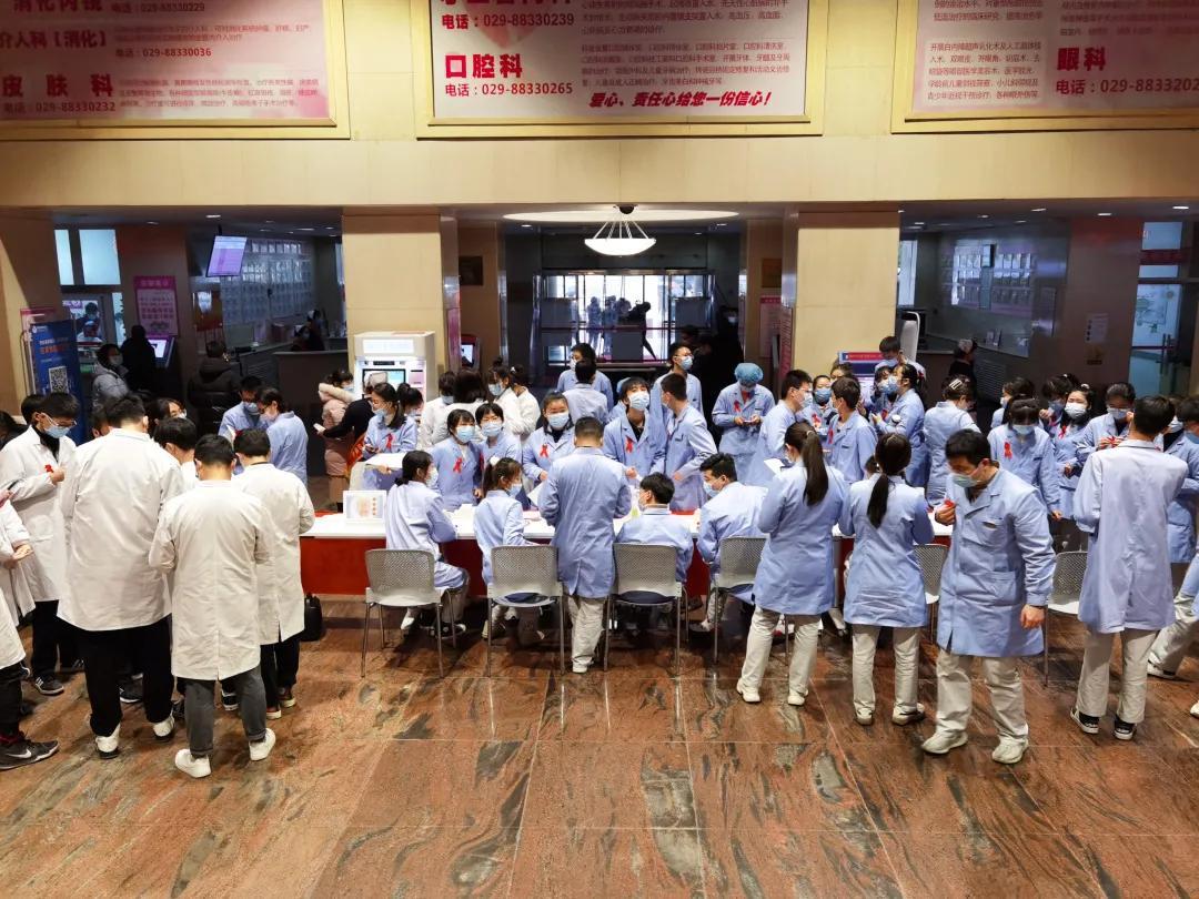 为艾滋病防控「添砖加瓦」,西安高新医院在行动