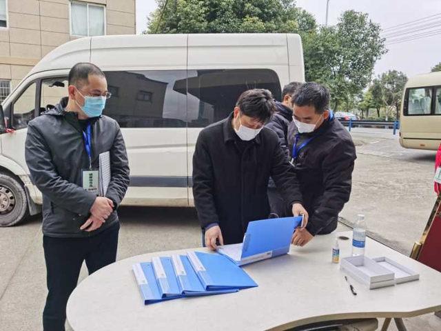 防疫复工两不误!萧山区第一人民医院医共体总院助力企业复工复产跑出「加速度」