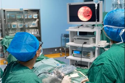 麻城市人民医院耳鼻喉科自主开展 2 项新技术